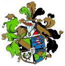 Burschenschaft Markomannia zu Bingen und zu Frankfurt Logo