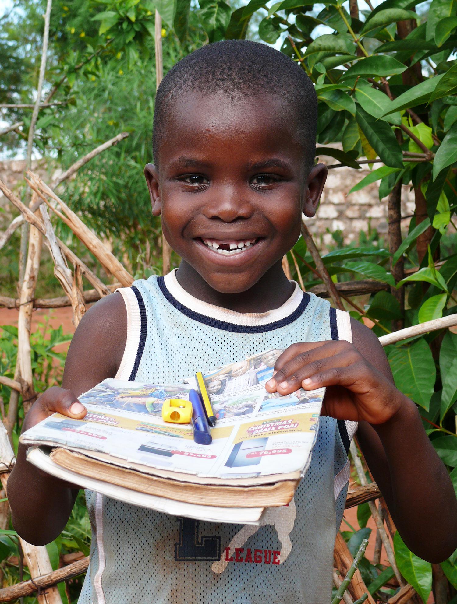 Kenia Kinder Hilfe e.V. Logo