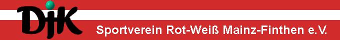 DJK Sportverein Rot-Weiß Mainz-Finthen Logo