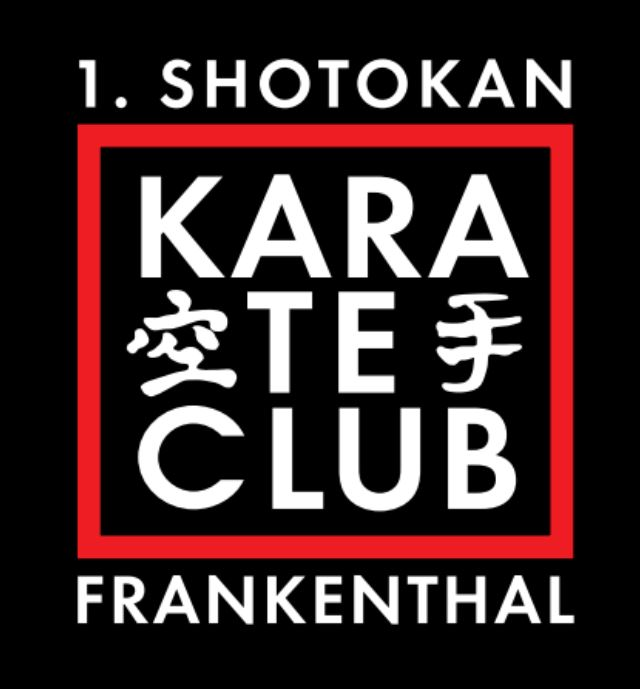 1. Shotokan Karate Club Frankenthal e.V. Logo
