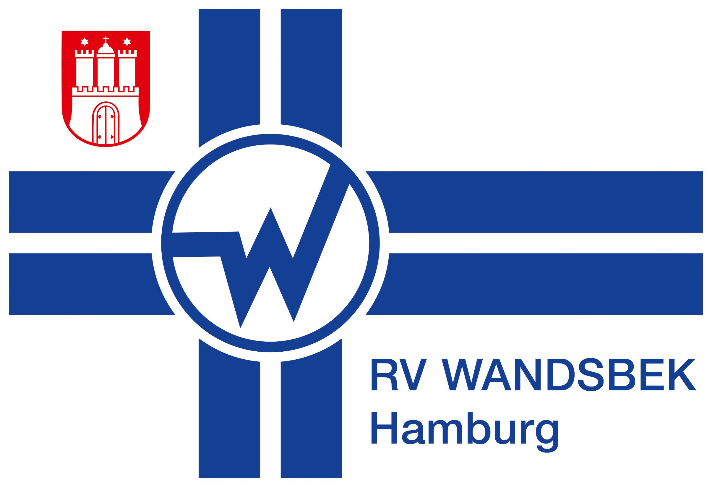 Ruderverein Wandsbek e.V. / Hamburg Logo